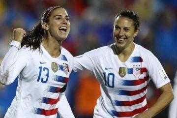 US foot féminin